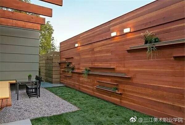围墙设计欣赏